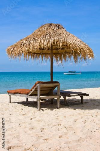 Cadres-photo bureau Tunisie Beautiful tropical beach , Thailand