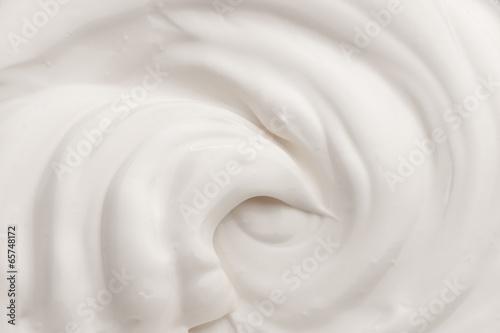 Obraz na plátně  cream background