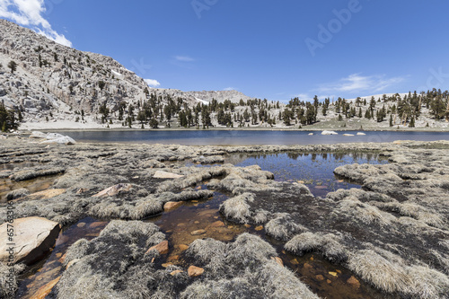 Cirque Lake Southern Sierras