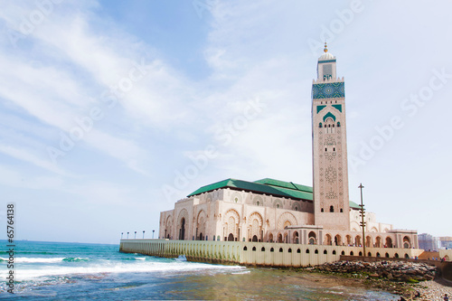 Photo Stands Morocco Moschea