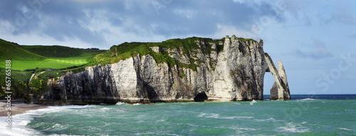 Etretat, Normandie, Frankreich