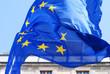 canvas print picture - europa eu fahne