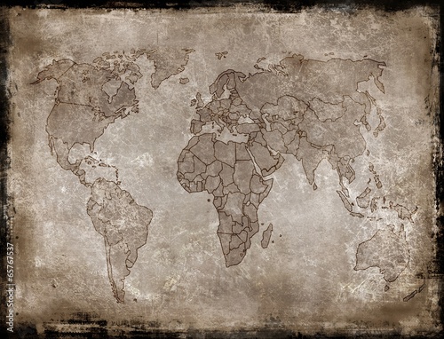 backgrounds-old map
