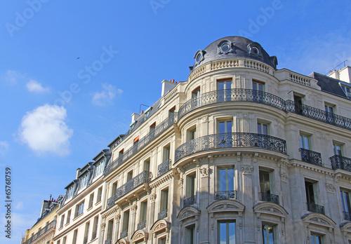 Immeubles parisiens #65768759