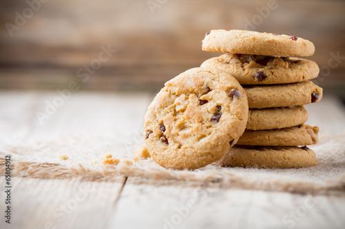 Cookies. Canvas-taulu