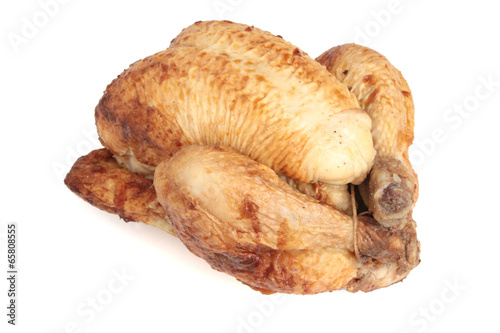 Valokuvatapetti poulet rôti