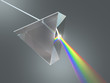 canvas print picture - Crystal Prism