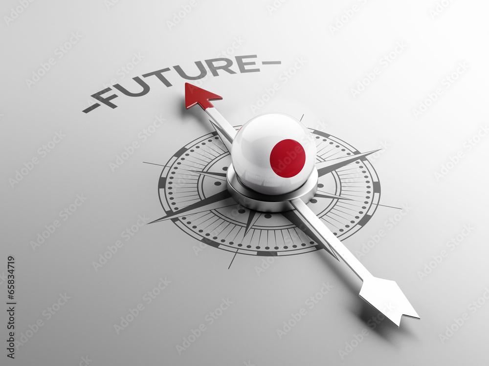 Fototapety, obrazy: Japan Future Concept