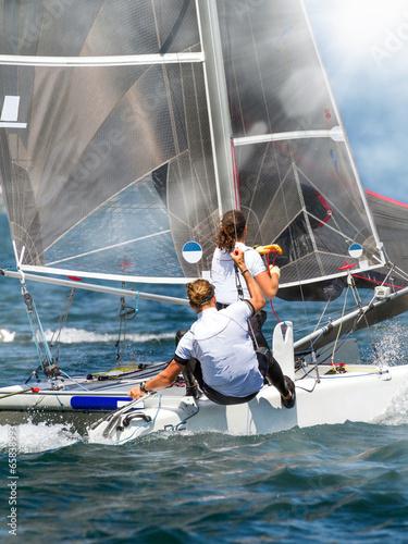 Fotografía  sailing