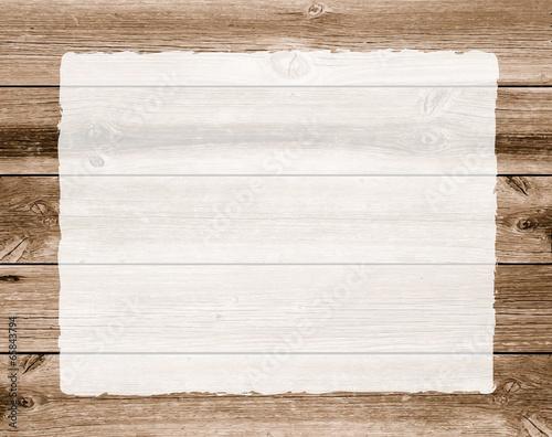 Papiers peints Bois Holz Rahmen