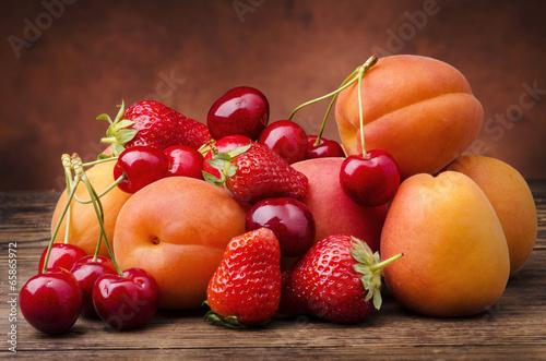 frutta di stagione estiva