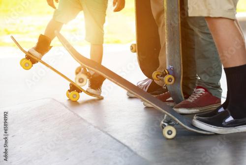 .Skateboarder