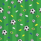 brazil football pattern