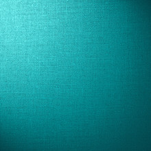 Turquoise Abstract Linen Background