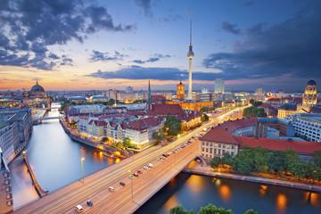 Fototapeta Berlin Berlin.