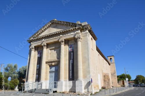Photo Chapelle des pénitents noirs d'Aubagne