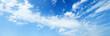 Leinwandbild Motiv Sky daylight