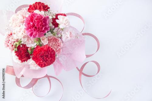Fotografering カーネーションの花束