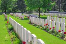 New British Cemetery World War 1 Flanders Fields