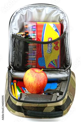 Fotografie, Obraz  Packing Lunch