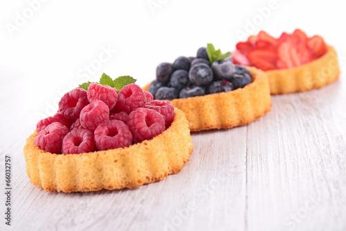 fruit tart - 66032757