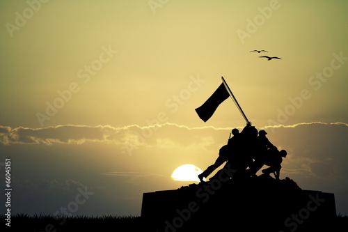 Fotografiet  War memorial