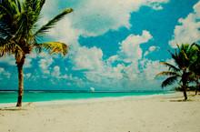 Grunge Beach