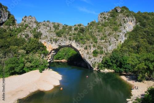 Fotografía  Vallon Pont d'arc, Ardèche