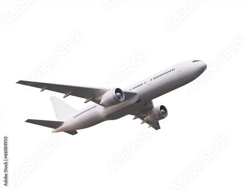 Türaufkleber Flugzeug big airplane