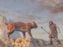 Hombre Prehistórico Encontrá...