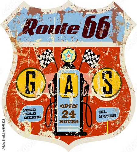 retro-trasy-66-stacji-benzynowej-znak-wektor-eps-10