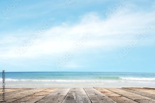 Fotomural sea