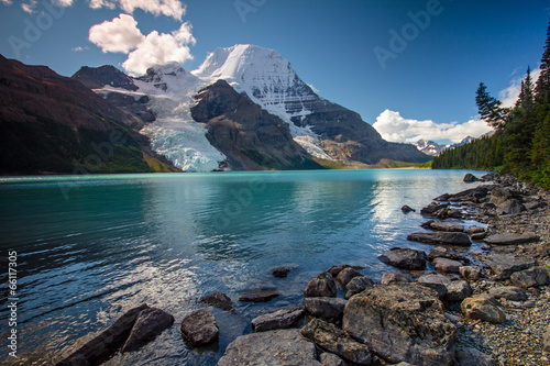 Poster Canada Mount Robson