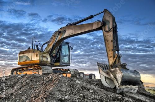 Fotografía Excavator