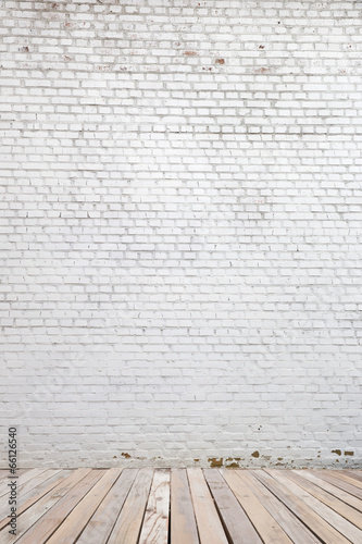 Photo  brick wall
