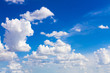 sky with clouds - abstract sky background texture