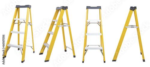 Fotografie, Obraz Ladder