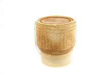 Bamboo Sticky Rice Container, ...