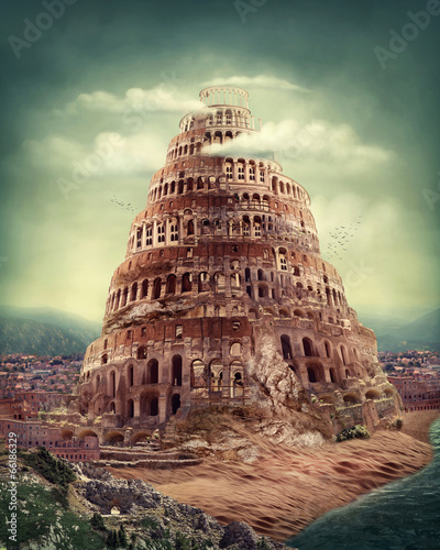 Foto Tower of Babel