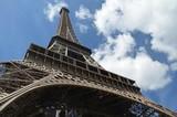 Fototapeta Wieża Eiffla - W Paryżu