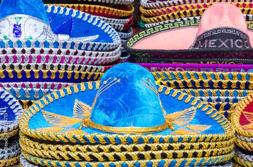 Papiers peints Mexique Mexican hats