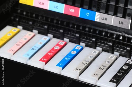 Fotografía  cartucce per stampanti ink jet