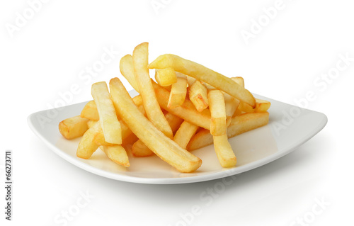 French fries Fototapeta