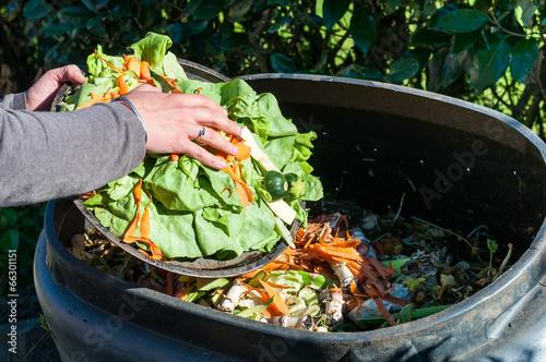 Valokuva  Composting