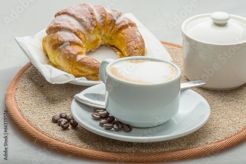 Fototapety, obrazy: Cappuccino