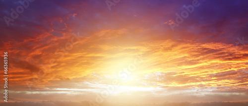 Fotografie, Obraz Bright sky