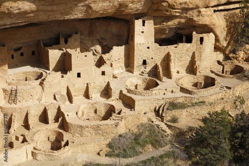 Fotografie, Obraz  Cliff Palace, Mesa Verde National Park, Colorado