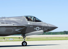 F-35 Lightning II Military Aircraft