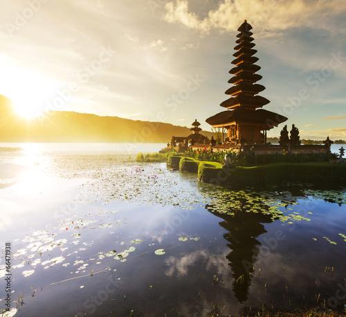 Tuinposter Bali Ulun Danu