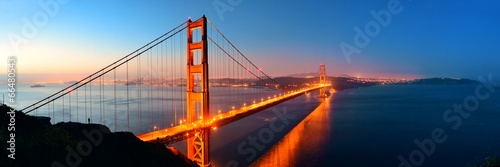 Cuadros en Lienzo Golden Gate Bridge